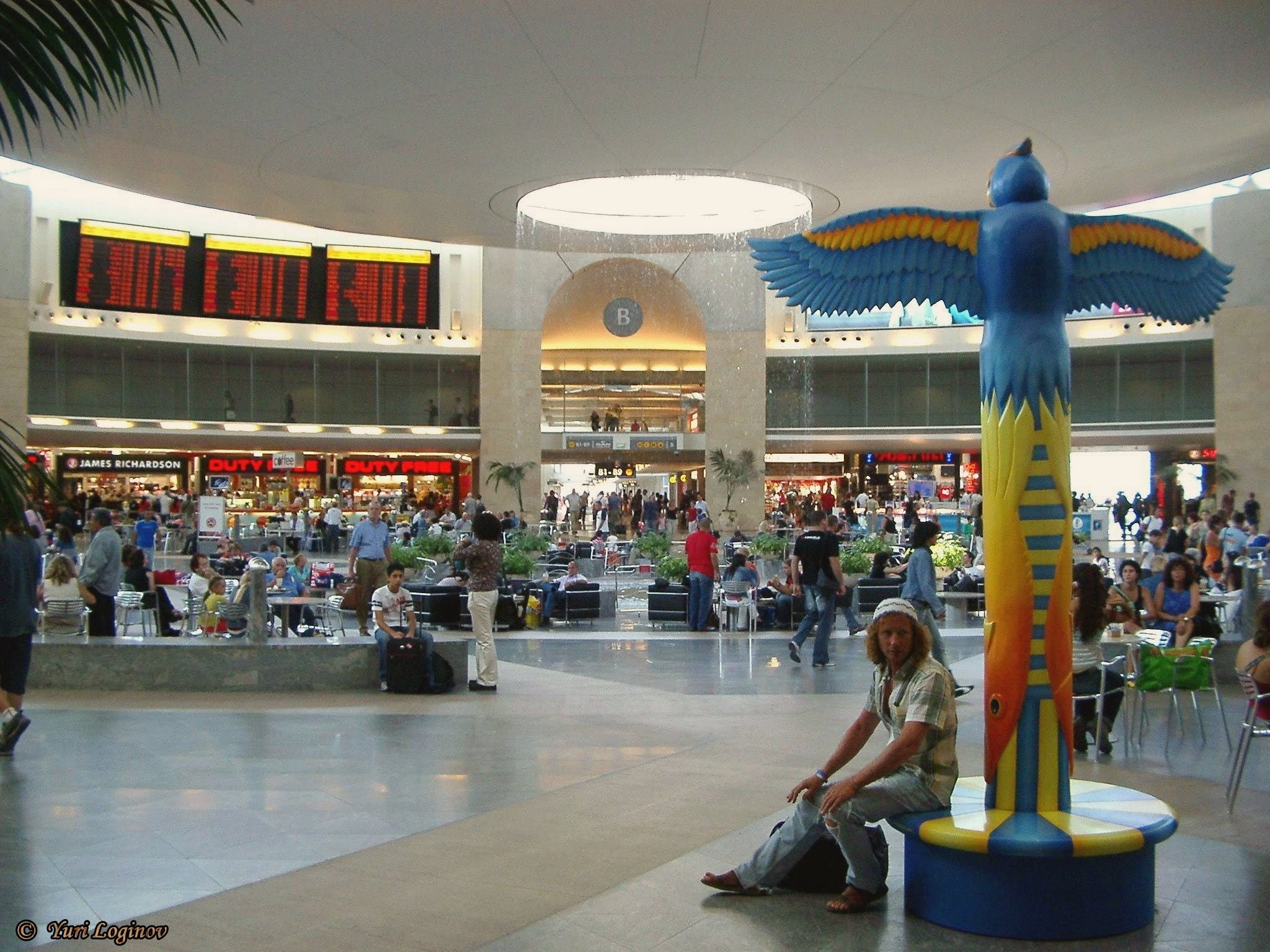 Free stock photo of Israel, Ben Gurion airport