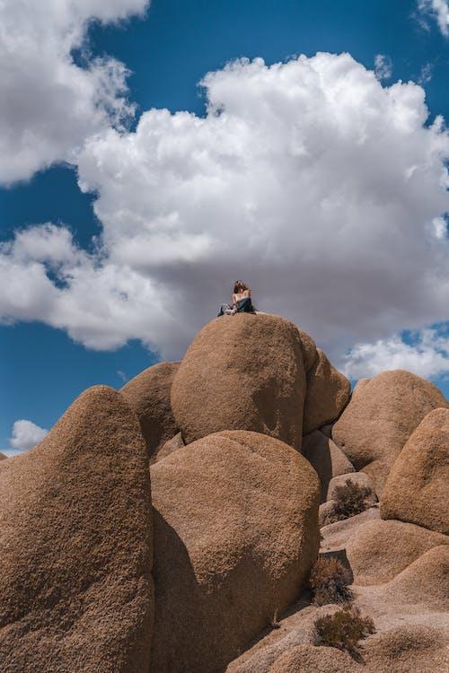 Fotos de stock gratuitas de al aire libre, ascender, aventura, cielo