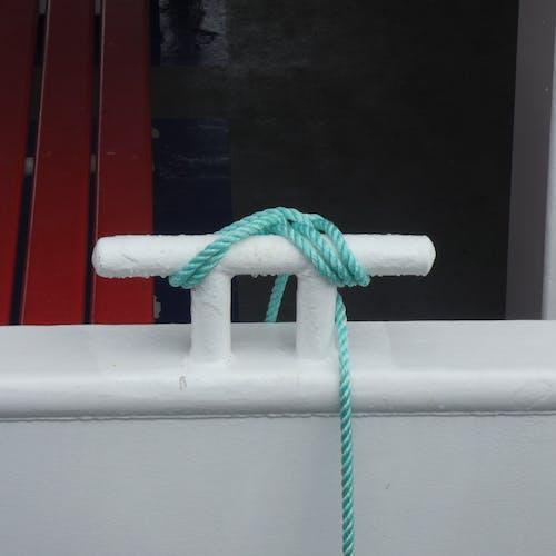 Gratis stockfoto met attacher, bateau, corde, marinier