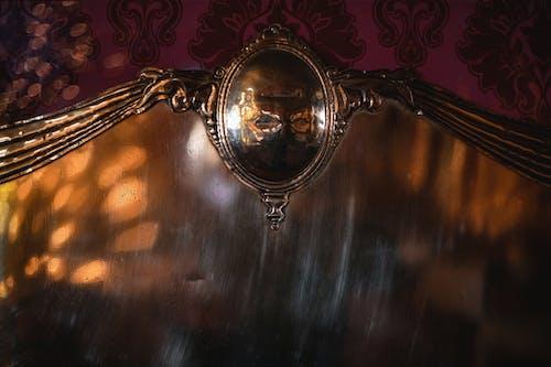 Kostnadsfri bild av lampor, ljusreflektioner, metall, textur