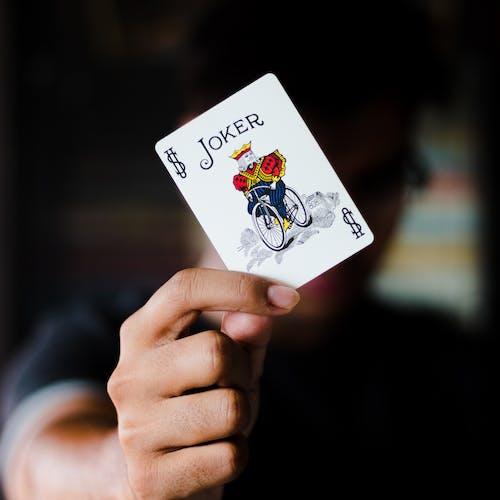 Gratis stockfoto met bordspel, creditcards, gok, grappenmaker