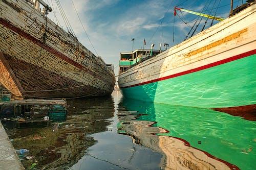 Ilmainen kuvapankkikuva tunnisteilla indonesia, kalastaja, kalastusalus, köysi