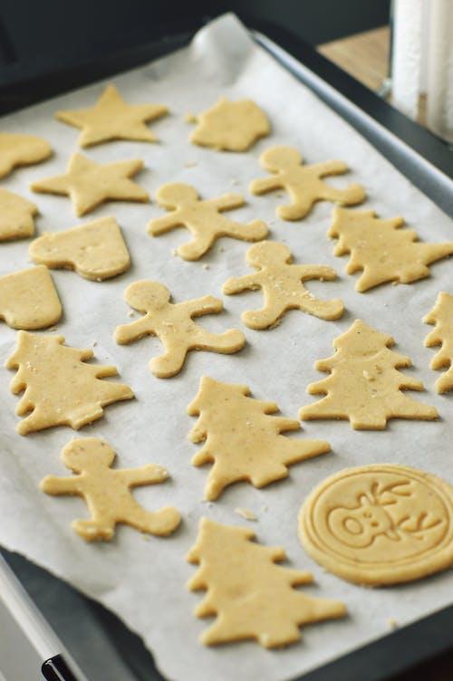 クリスマスをテーマにしたクッキー