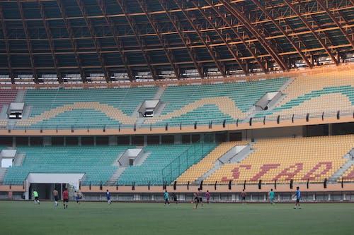Základová fotografie zdarma na téma olympijský stadion, stadion