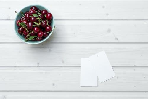 Photo Of Cherries On Bowl