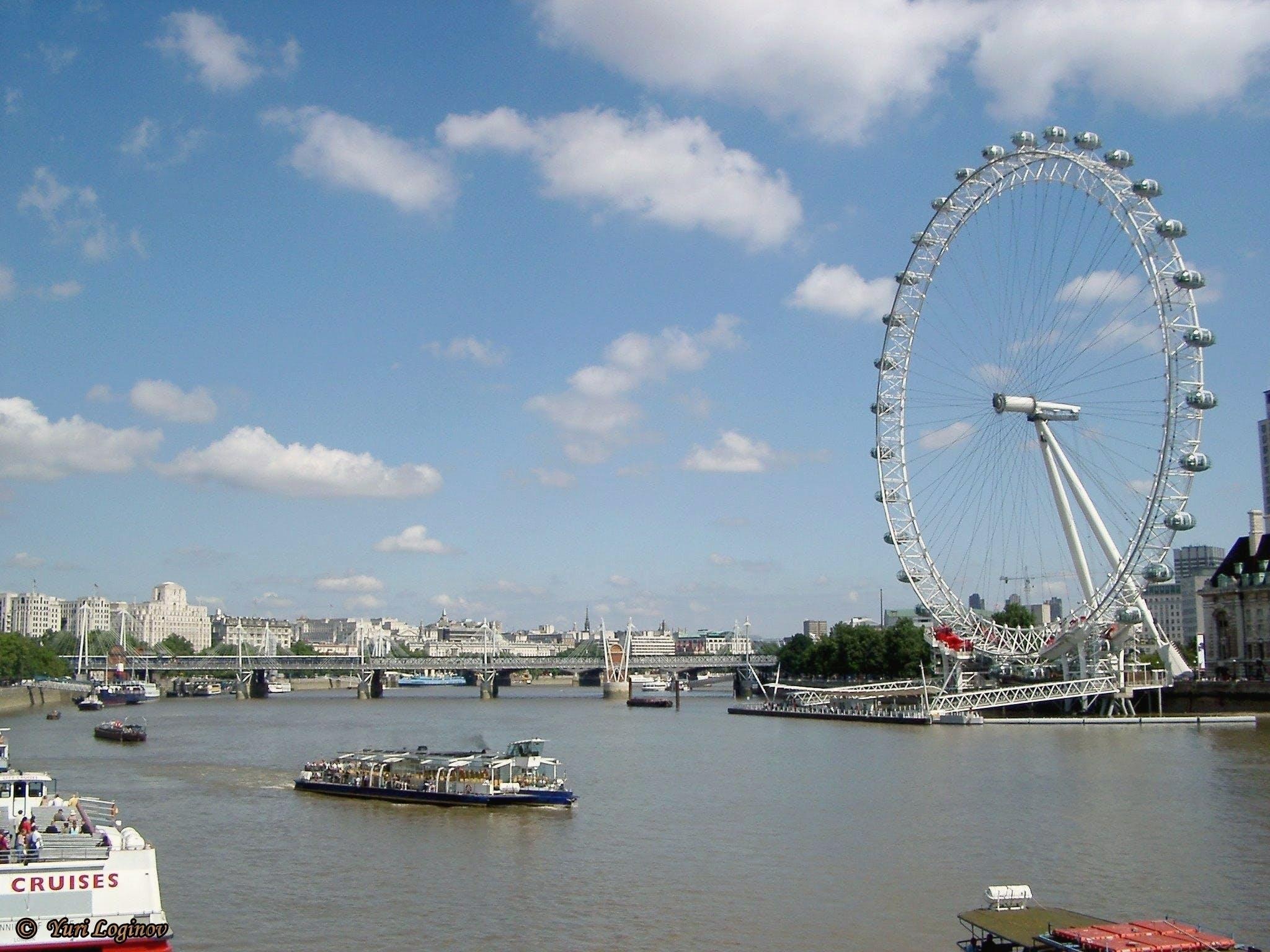 Free stock photo of england, london, thames, united kingdom