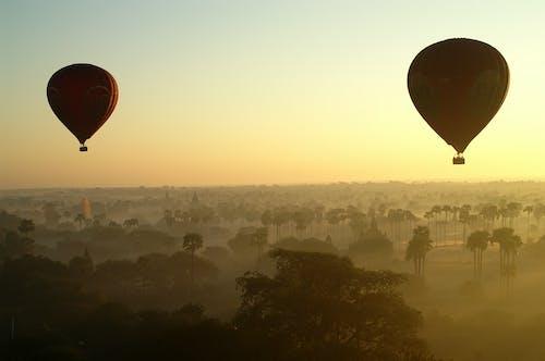 ビルマ, ぼんやりした, ミスト, ミャンマーの無料の写真素材