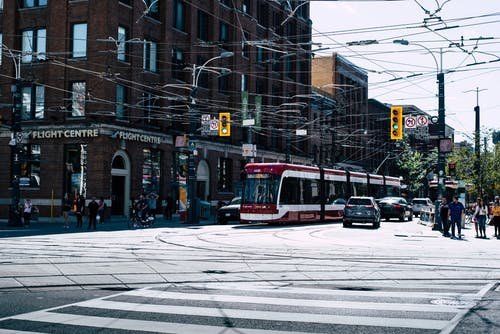 Free stock photo of city, City Street, Downtown toronto