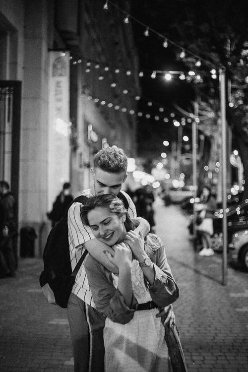 Photo Of Couple Hugging Each Other