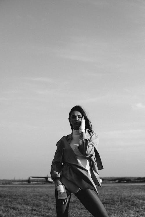 Бесплатное стоковое фото с боке, Взрослый, глубина резкости, женщина