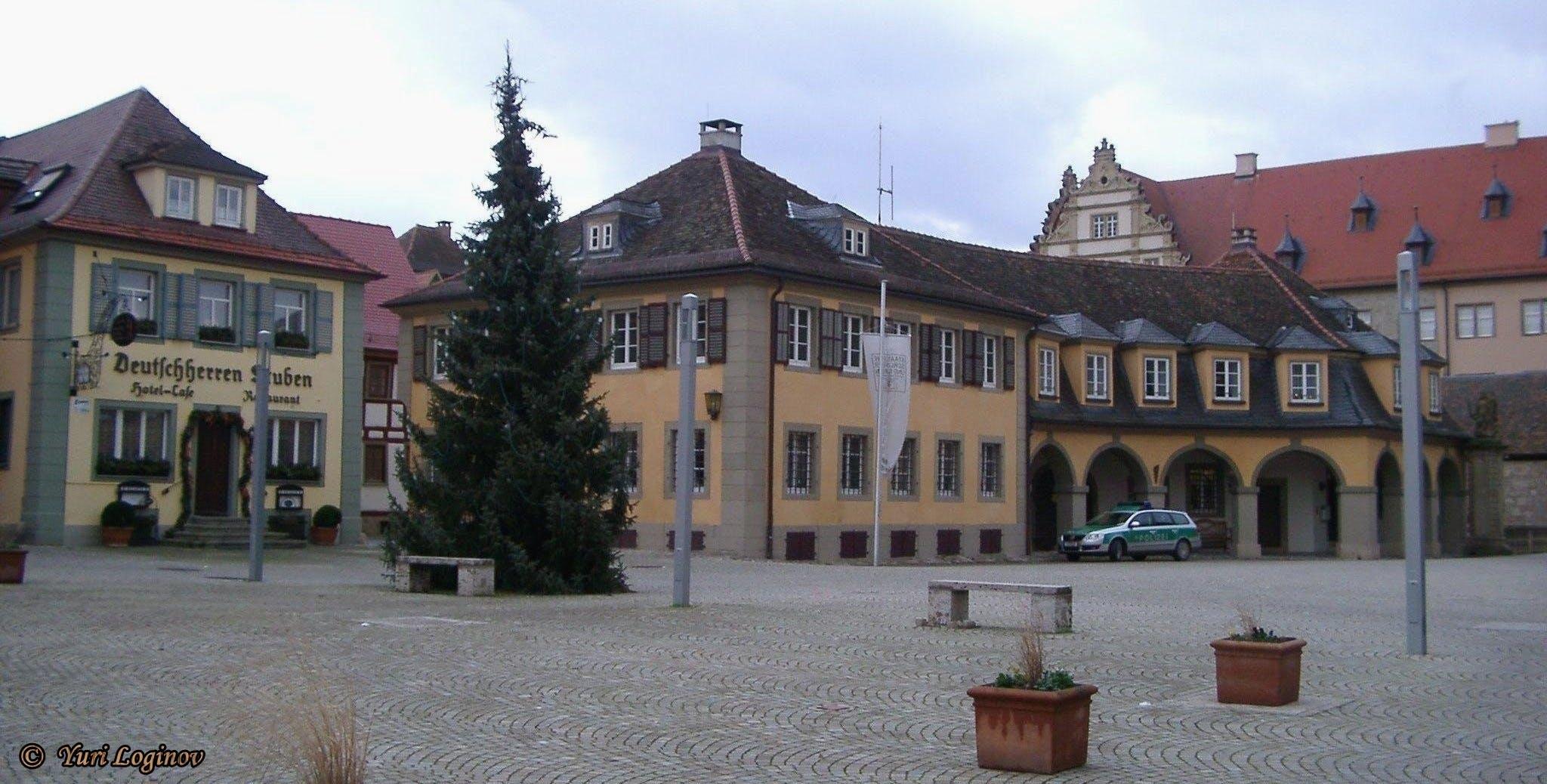 Free stock photo of deutschland, germany, Weikersheim