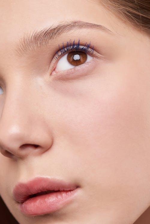 Kostenloses Stock Foto zu augapfel, auge, augen makeup, augenbraue