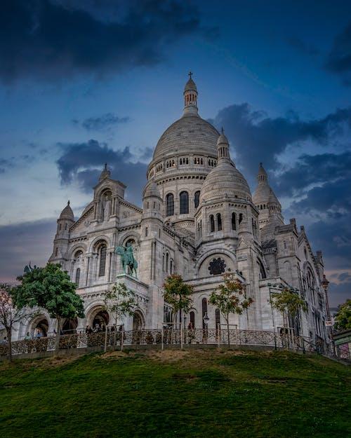 Ilmainen kuvapankkikuva tunnisteilla arkkitehti dome, arkkitehtuuri, basilika, ei ihmisiä