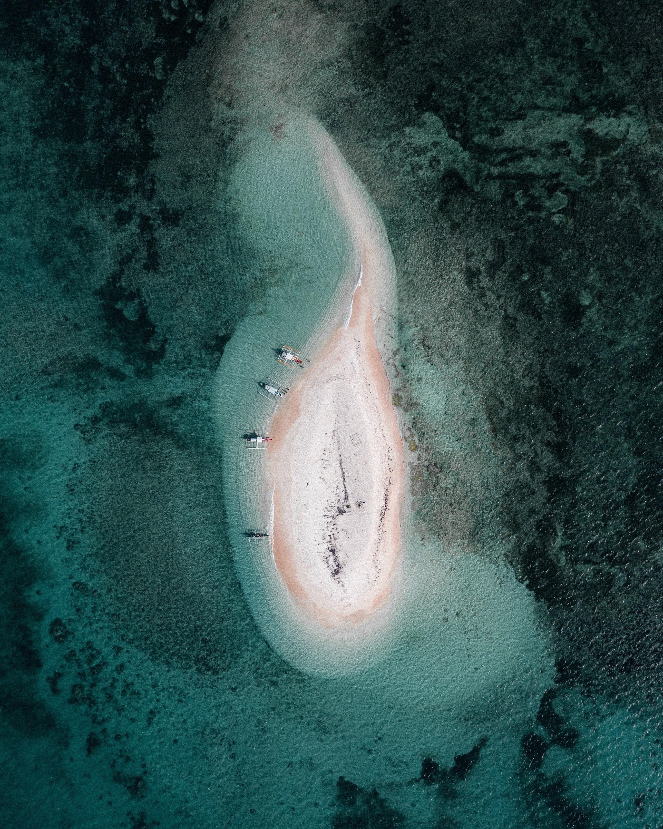 Aerial View of Sand by Nick Wehrli