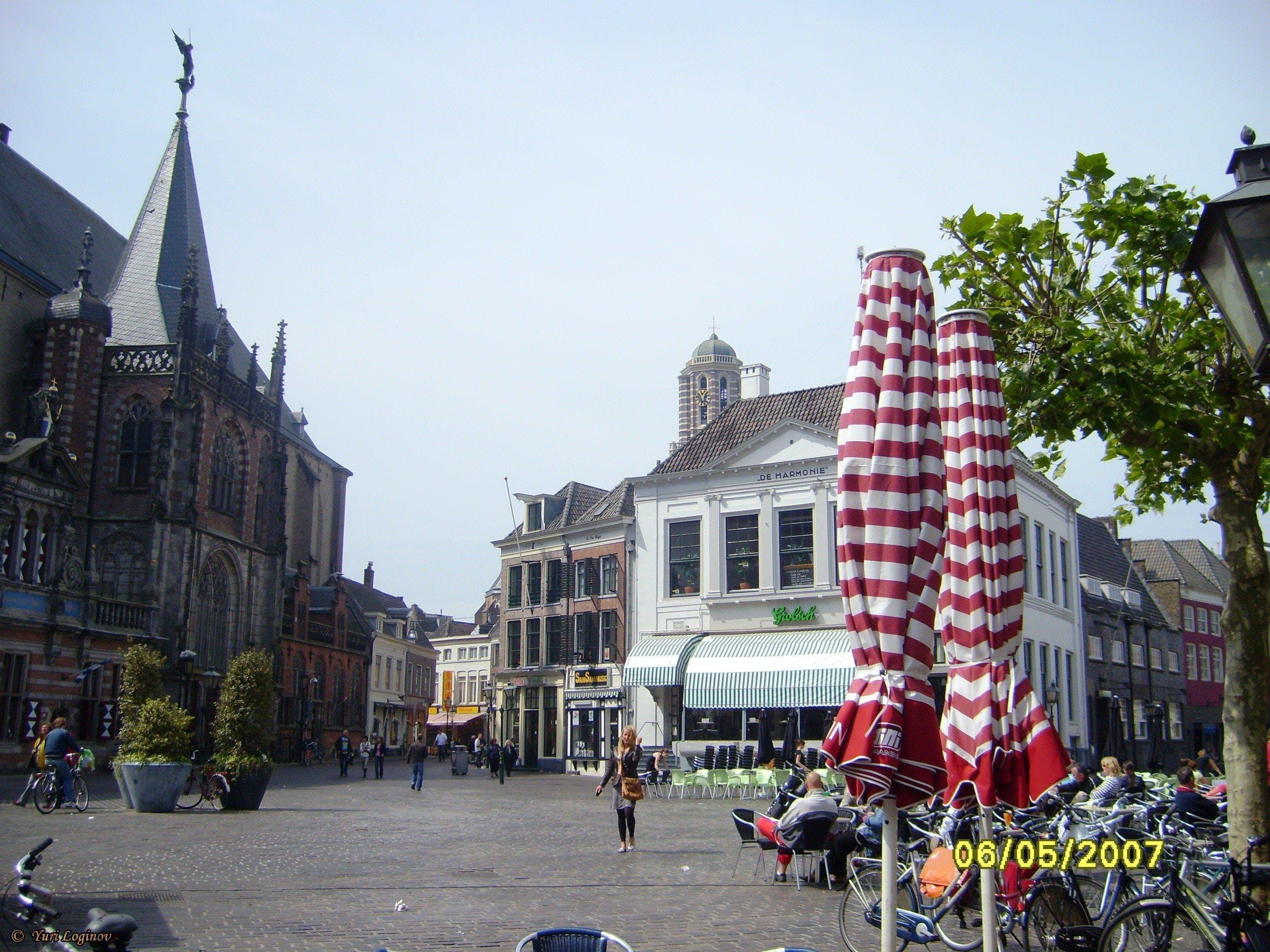 grote markt, Nederland, netherlands
