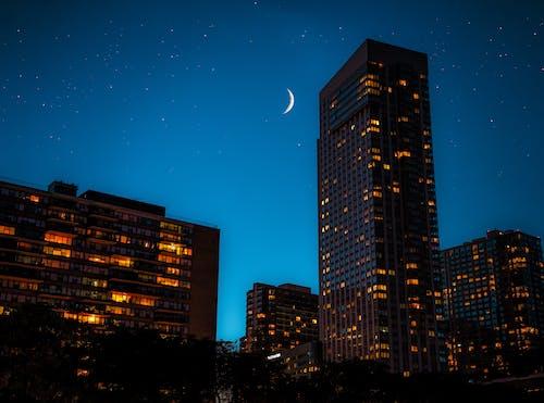Základová fotografie zdarma na téma budovy, estetický, galaxie, galaxy
