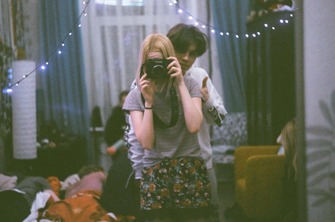Free stock photo of 35mm film