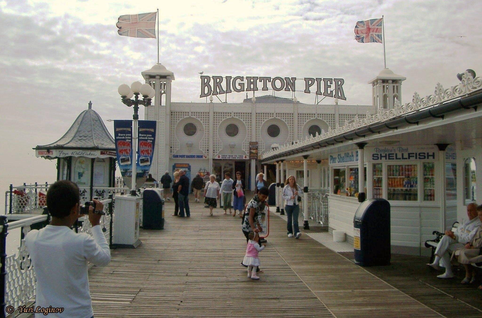 Free stock photo of england, united kingdom, brighton, Brighton Pier