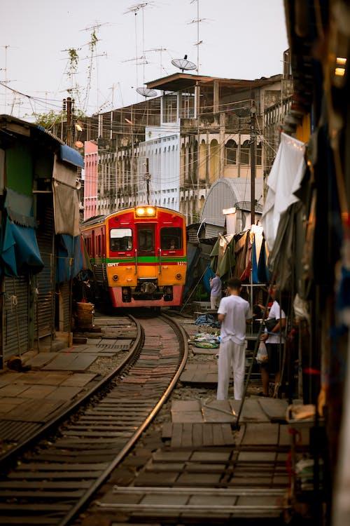 Fotos de stock gratuitas de Bangkok, entrena, entrenar, ferrocarril