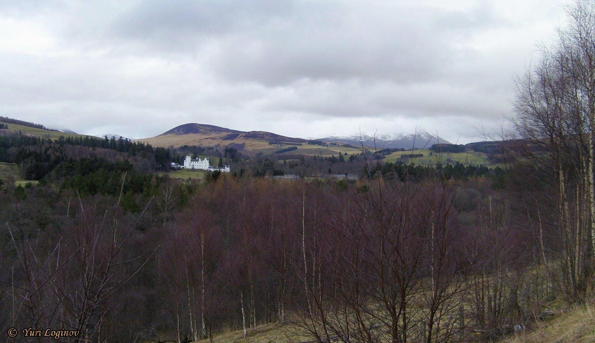 Free stock photo of scotland, united kingdom, Grampian Mountains, Blair Castle