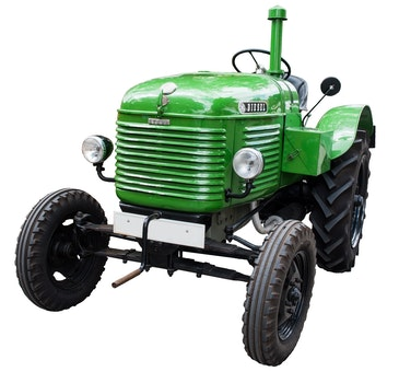 Desktop background of vehicle, vintage, agriculture, tractor