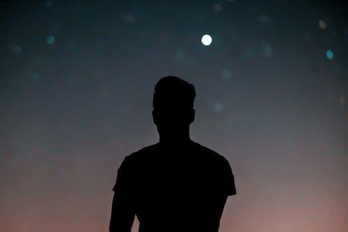 Free stock photo of bokeh, galaxy, night sky