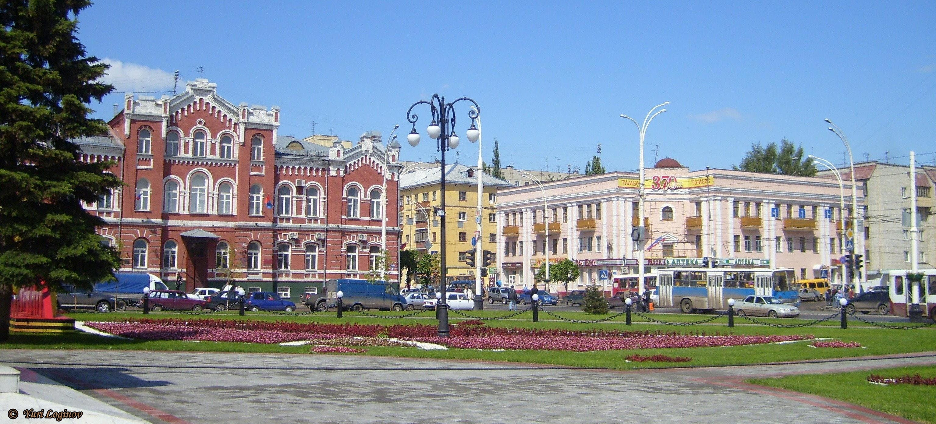 Free stock photo of russia, россия, Тамбов, Tambov