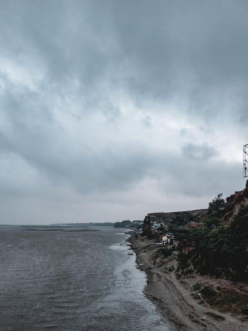 Безкоштовне стокове фото на тему «HD шпалери, берег річки, хмарне небо»