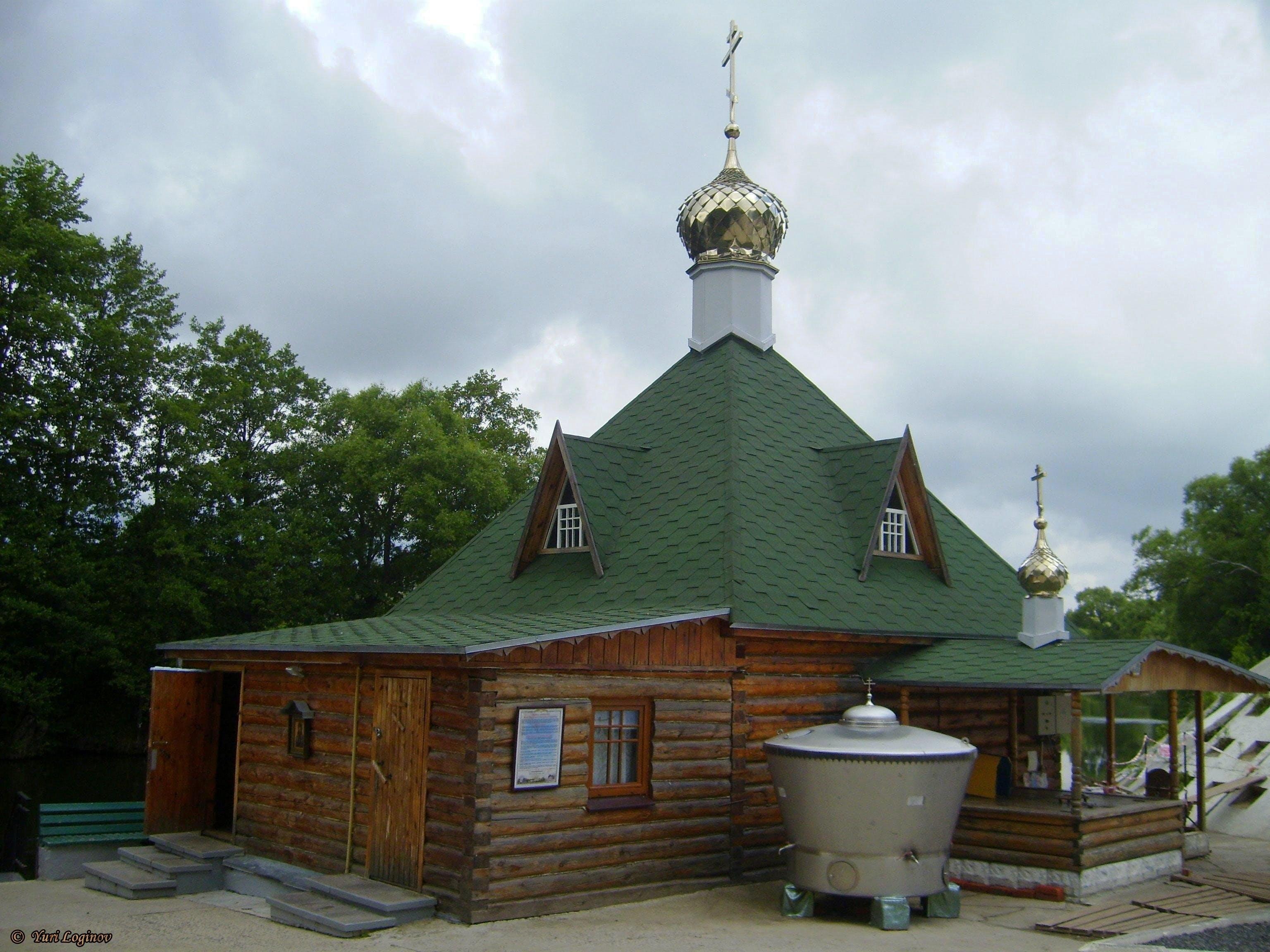 Free stock photo of russia, россия, Трегуляевский Иоанно-Предтеченский монастырь, Тригуляй