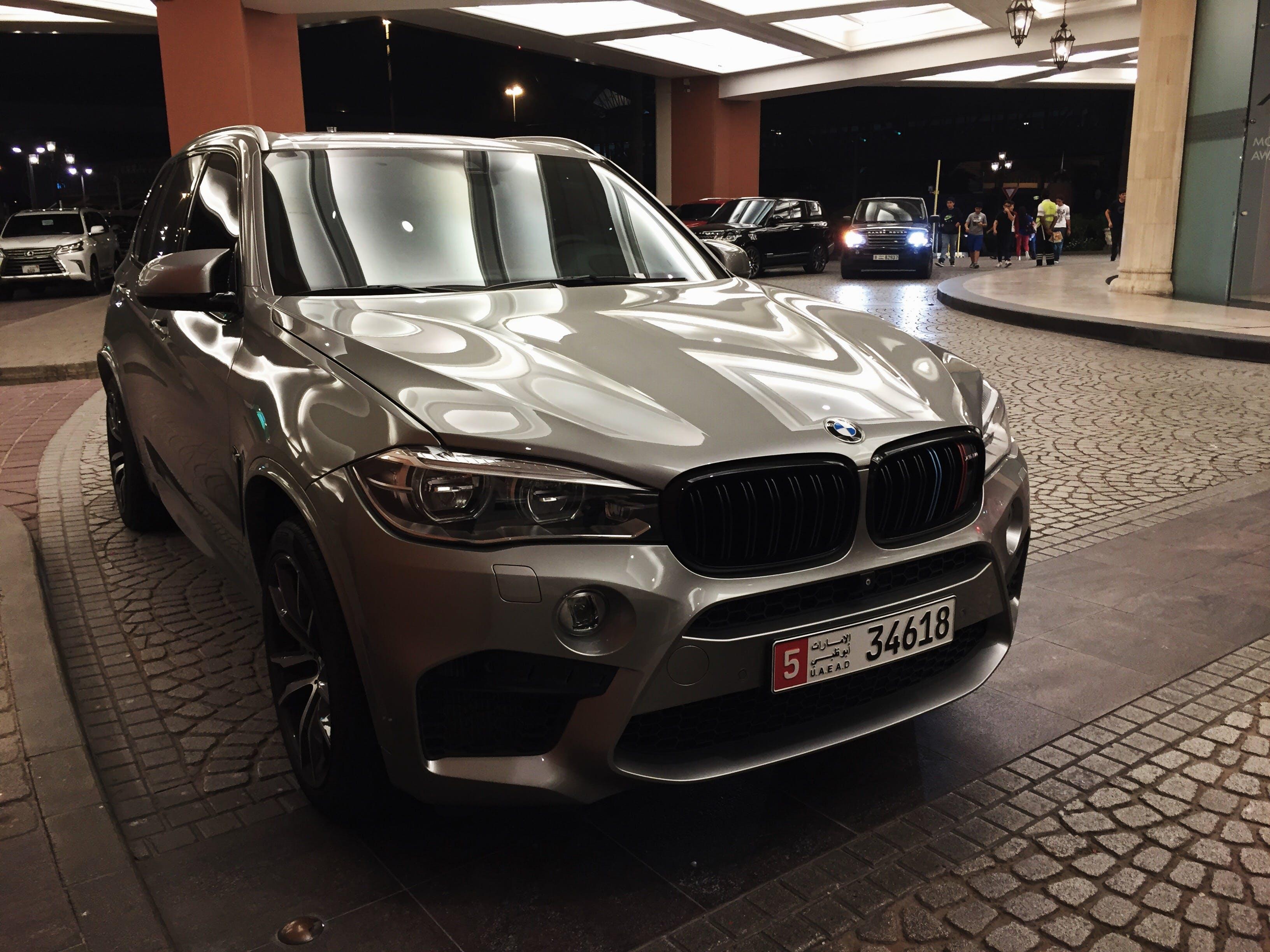 Free stock photo of BMW, car, dubai, X5