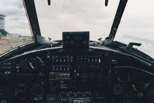 Foto profissional grátis de aeronave