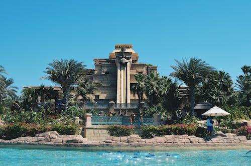 Fotos de stock gratuitas de agua, aguamarina, atlantis, Dubai