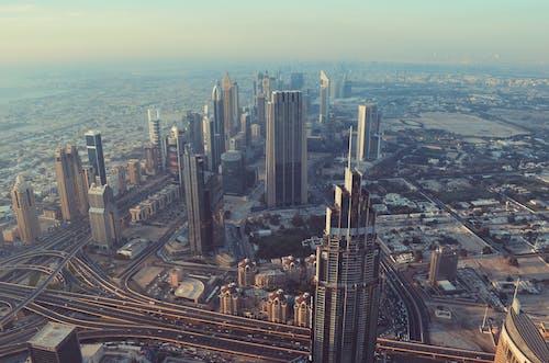 Fotos de stock gratuitas de Burj Khalifa, ciudad, Dubai