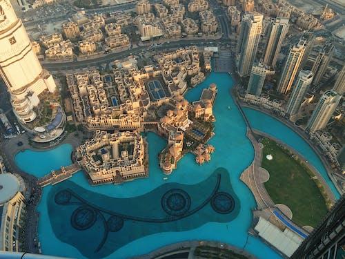 Fotos de stock gratuitas de Dubai, fontain