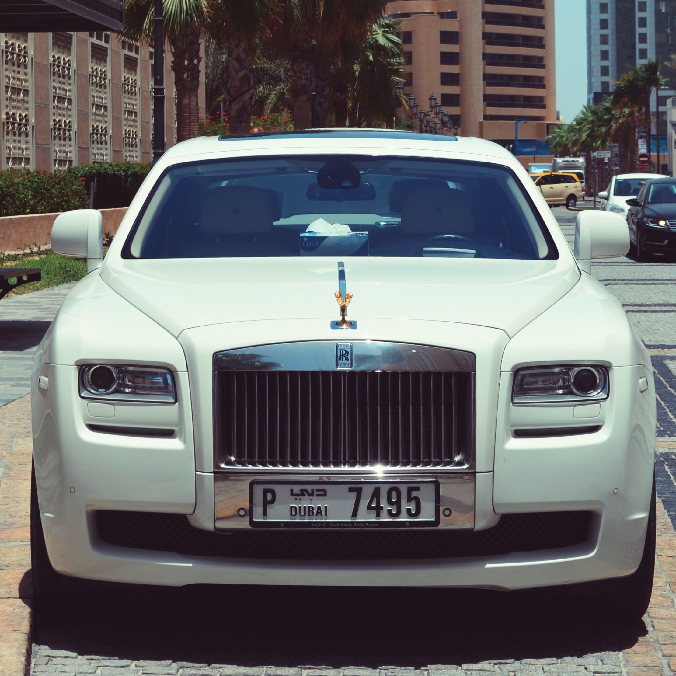 Free stock photo of car, luxury, Rolls Royce, luxury car