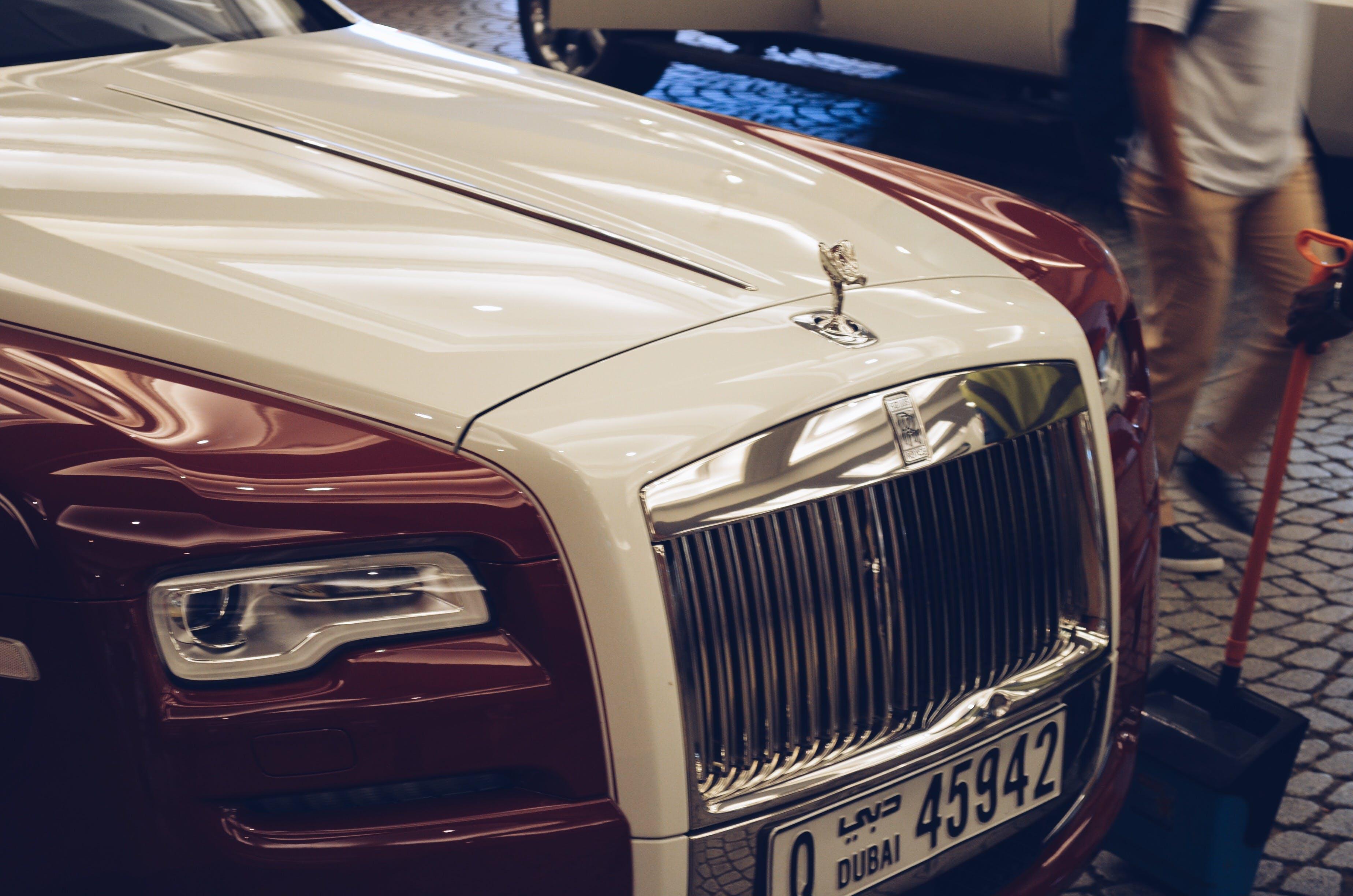 Δωρεάν στοκ φωτογραφιών με Rolls Royce, ακριβό αυτοκίνητο, αυτοκίνητο