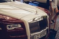 car, luxury, Rolls Royce