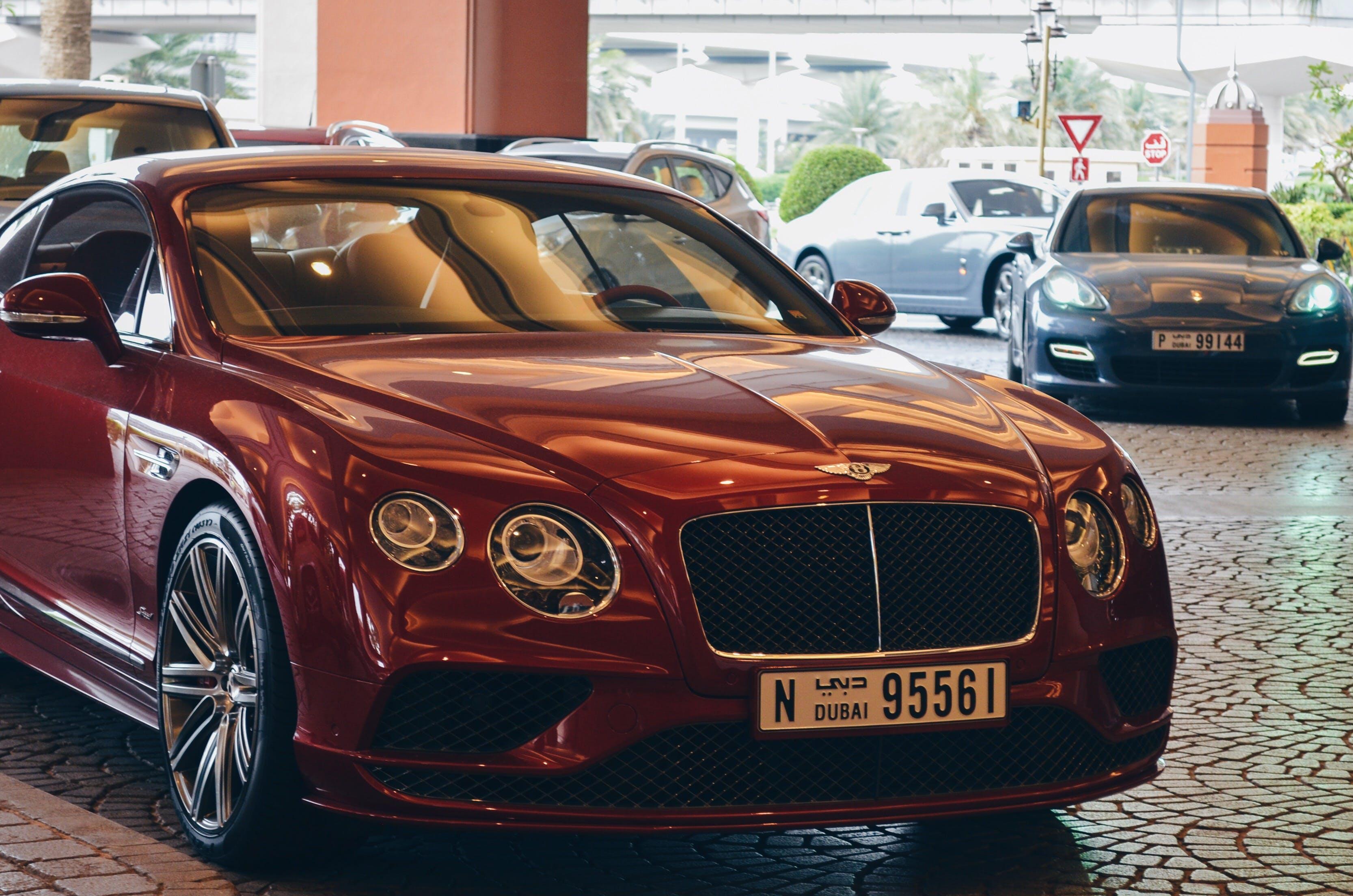 Free stock photo of car, luxury, luxury car, continental