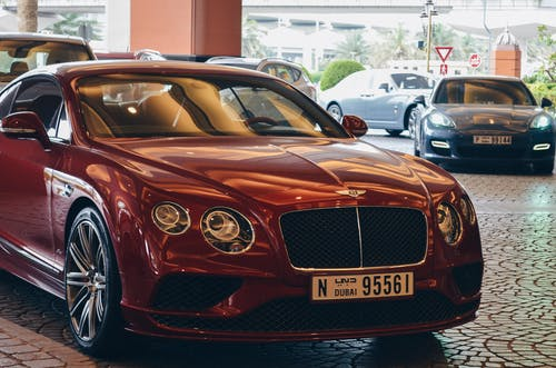 Imagine de stoc gratuită din automobil, Bentley, continental, mașină