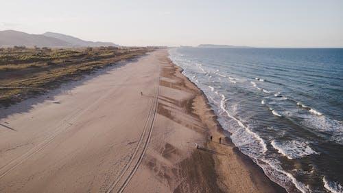 Безкоштовне стокове фото на тему «аерознімок, Аерофотозйомка, берег»