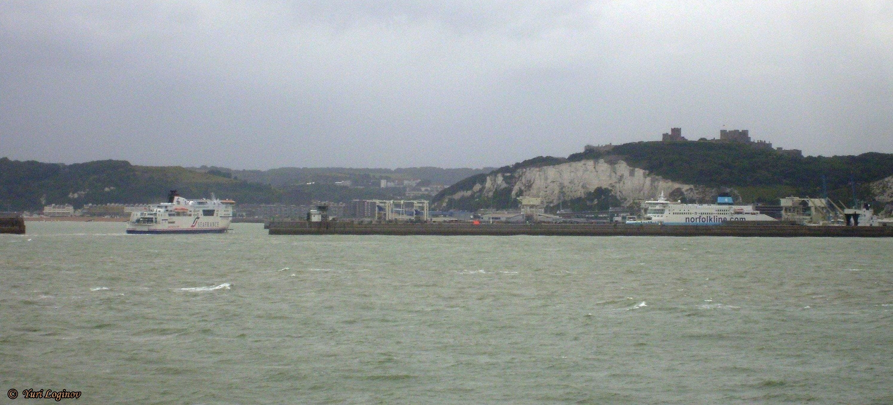 Free stock photo of england, dover, united kingdom, English Channel
