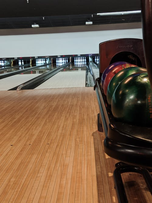 Free stock photo of bowling, wood