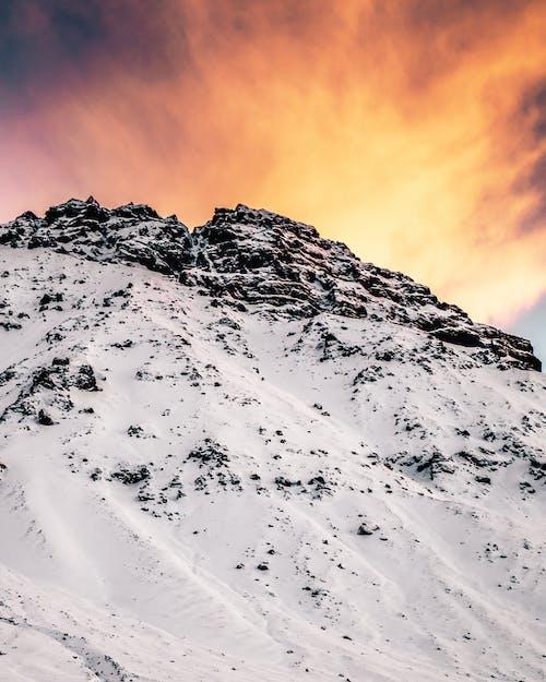 Základová fotografie zdarma na téma hora, krajina, led, malebný