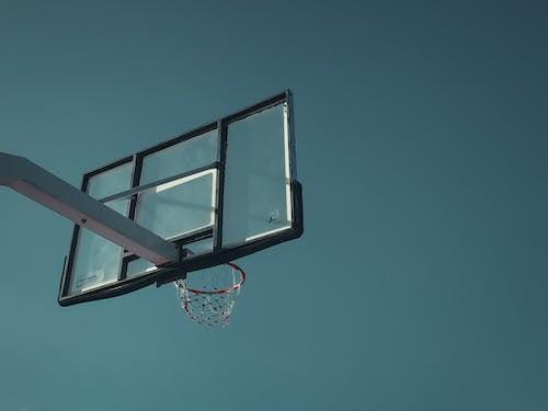 ağ, Basket potası, Basketbol, maç içeren Ücretsiz stok fotoğraf