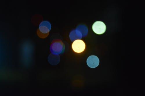 Foto profissional grátis de leve, noite