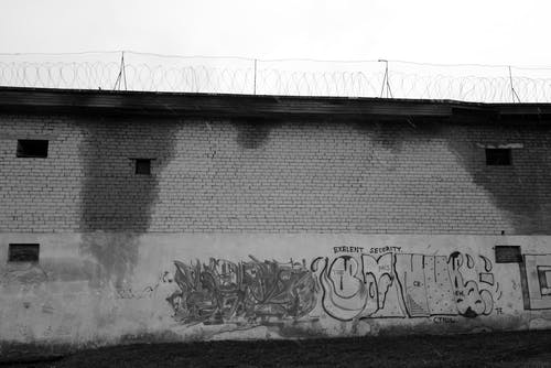 Free stock photo of prison