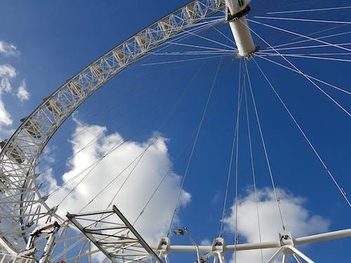Základová fotografie zdarma na téma london eye carusel