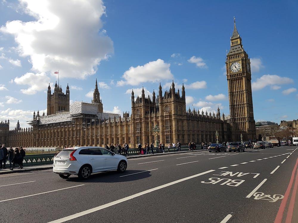 Základová fotografie zdarma na téma Anglie, architektura, Big Ben