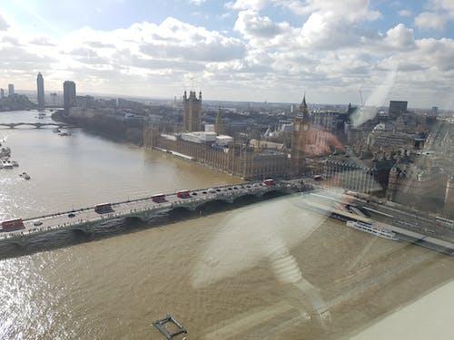 Základová fotografie zdarma na téma londýnský pohled z očí