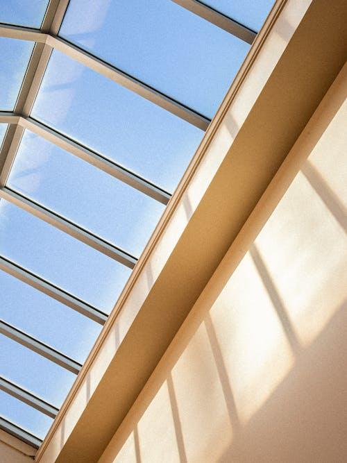 光, 室內, 建築, 建築設計 的 免费素材照片
